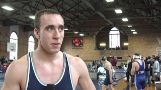 Hill School wrestlers hit the mat, and the books