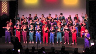 Level 6 Choral Concert Honors Nelson Mandela