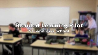 Blended Learning Increases Student Achievement