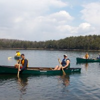 Canoeing-between-campsites