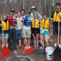 Sylvania-Wilderness-Cleanup-Crew