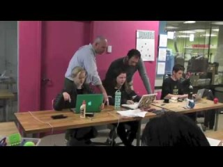 Inly School 8th Graders Spend Two Weeks at Innovation Lab