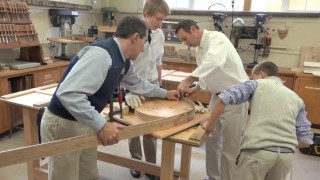 Applied Physics and Design–Toboggan Making