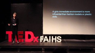 International High School students hold their first-ever TEDx