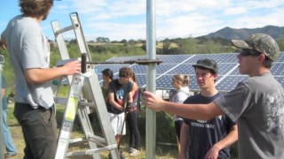 Building our solar future at Midland School