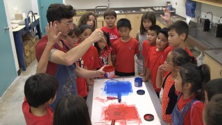 'Iolani School's Redesigned Art Space