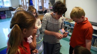 Inspired by S.A.I.L. – Science & Art Integrated Learning