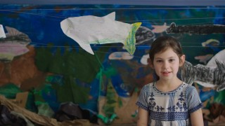 An Immersive Experience: Kindergarteners Dive Deep Into Their Hudson River's Studies