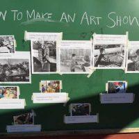 how-to-make-art-showX